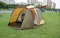 Палатка 4-местная GREEN CAMP X-1036