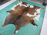 Шкіра буйвола велика з шоколадними плямами, фото 4