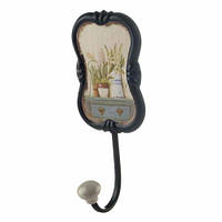 Декоративный крючок - вешалка для вещей 18х7.5 см