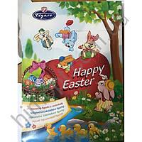 Пасхальный шоколадный адвент календарь, 50г