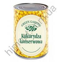 Кукуруза сладкая консервированная Green Garden 400г,