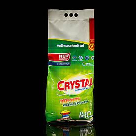 Стиральный порошок Crystal, 10 кг