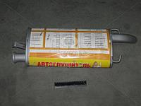 Глушитель ИЖ 2126 ОДА закатной (030) (производитель Автоглушитель, г.Н.Новгород) 2126-1201010