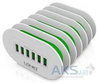 Зарядное устройство LDNio A6702 EU 6 USB, 7A White (A6702)