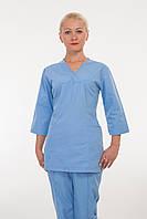 Медицинский костюм 2219 (батист)