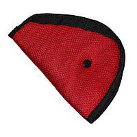 Адаптер ремня безопасности Красный (2500000007507)
