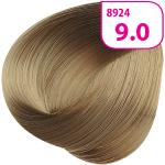 Стойкая СС крем-краска для волос KRASA с маслом амлы и аргинином тон 9.0 Очень светлый блондин