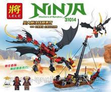 Конструктор Lele Ninja 31014