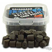 Пеллетс тонущий Haldorádó Black Halibut 8mm 70 гр. Копченая колбаса.