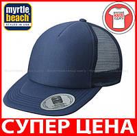 Пятипанельная кепка Снепбек цвет ТЕМНО-СИНИЙ mb6508