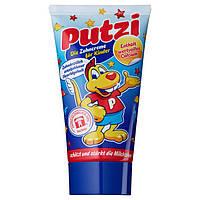Putzi Zahncreme für Kinder - Детская зубная паста для молочных зубов с кальцием, 50 мл
