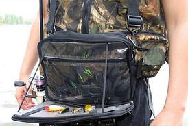 Сумка для рыбалки SamoБранец 1.0, 1001375, Сумка для рыбалки, сумки для рыбалки, сумка для ходовой рыбалки, сумка для рыбалки