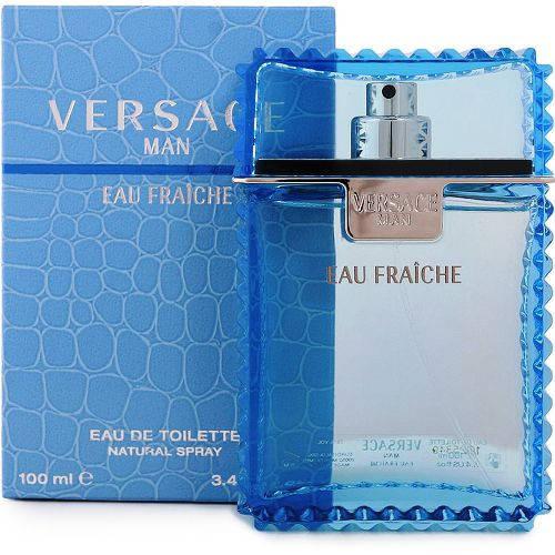 Versace Man Eau Fraiche (Версаче Мен Еу Фреш),мужская туалетная вода ,100 ml