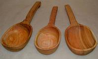 Черпаки , ковшики і шайки та бокали для сауни та бані .