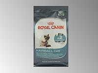 Royal Canin Hairball Care Сухой корм для выведения шерсти, 400 грамм