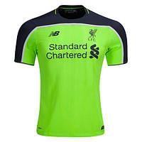 Футбольная форма 2016-2017 Ливерпуль (Liverpool) резервная