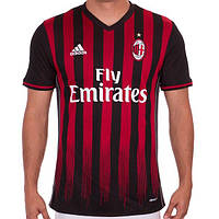 Футбольная форма 2016-2017 Милан (Milan) домашняя