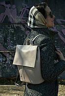 Трендовый нежно-розовый рюкзак