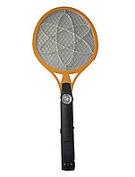 Электрическая мухобойка - ракетка с фонариком