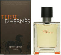 Hermes Terre D`Hermes travel set (edt 100ml +40 sg+15ml ash)