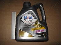 Масломоторное Mobil SUPER 3000 5W-30 Formula FE (Канистра 4л) 5W-30