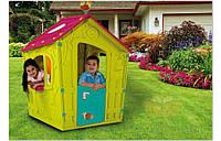 Домик игровой для детей Keter Magic Villa Playhouse