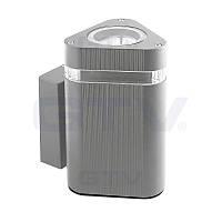Светильник настенный (однонаправленный) NEVA, GU10, MAX. 50W, IP54, AC220-240V, 50/60Hz, серый