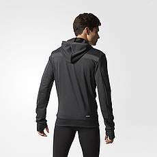Толстовка мужская Adidas Beyond The Run, фото 3