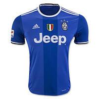 Футбольная форма 2016-2017 Ювентус (Juventus) выездная