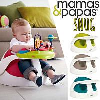 Детский стульчик для кормления Mamas and Papas Baby Snug 2017