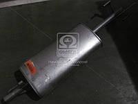 Глушитель переднего MERCEDES SPRINTER (производитель Polmostrow) 13.18