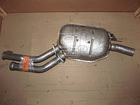 Глушитель центральный MERCEDES E200 (производитель Polmostrow) 13.29