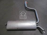 Глушитель заднего MERCEDES 124 (производитель Polmostrow) 13.33
