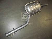 Глушитель центральный MERCEDES 200 (производитель Polmostrow) 13.73