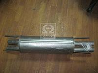 Глушитель заднего OPEL OMEGA (производитель Polmostrow) 17.238