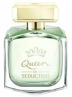 Оригинал Antonio Banderas Queen of Seduction 80ml edt Антонио Бандерас Квин Седакшн