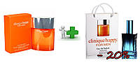 Clinique Happy 100 ml + подарочный набор Clinique Happy 50 ml