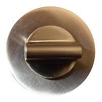 Накладка дверная под WC 12W бронза матова