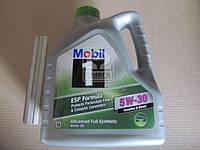 Масломоторное Mobil 1 ESP Formula 5W-30 API SN/SM (Канистра 4л) 5W-30