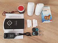 Комплект GSM сигнализации G10A  #3