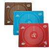 Силіконовий килимок для розкатування тіста і випічки 38х46 см., 1001852