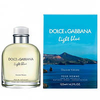 Мужская туалетная вода Dolce & Gabbana Light Blue Vulcano Pour Homme (Дольче Энд Габбана Лайт Блу Вулкано Пур