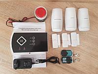 Комплект GSM сигнализации G10A  #4