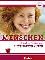 Menschen A1 Intensivtrainer mit Audio-CD. Deutsch als Fremdsprache (Проекты №24)