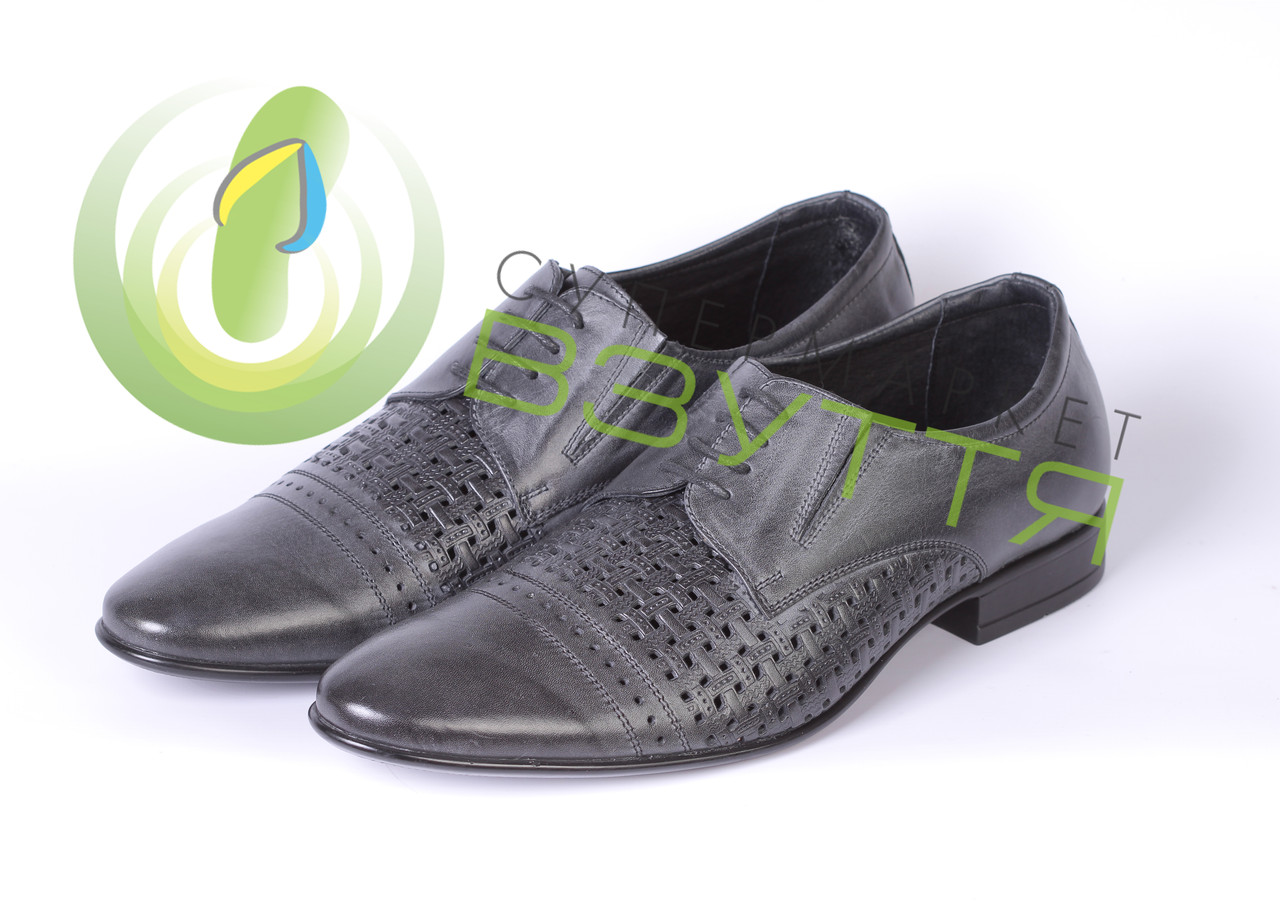 Туфли классика Mida 13072 43,44 размер
