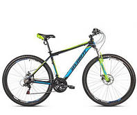 "Велосипед 26"" AVANTI SPRINTER 15"" черно-голубой"