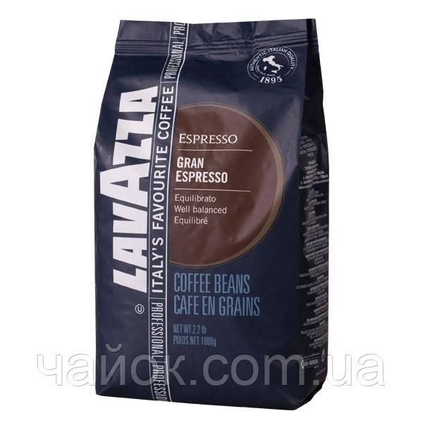 Кофе в зернах Лавацца  LAVAZZA Gran Espresso  1 кг зерно