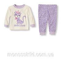 Детская пижама для девочки. 3 года