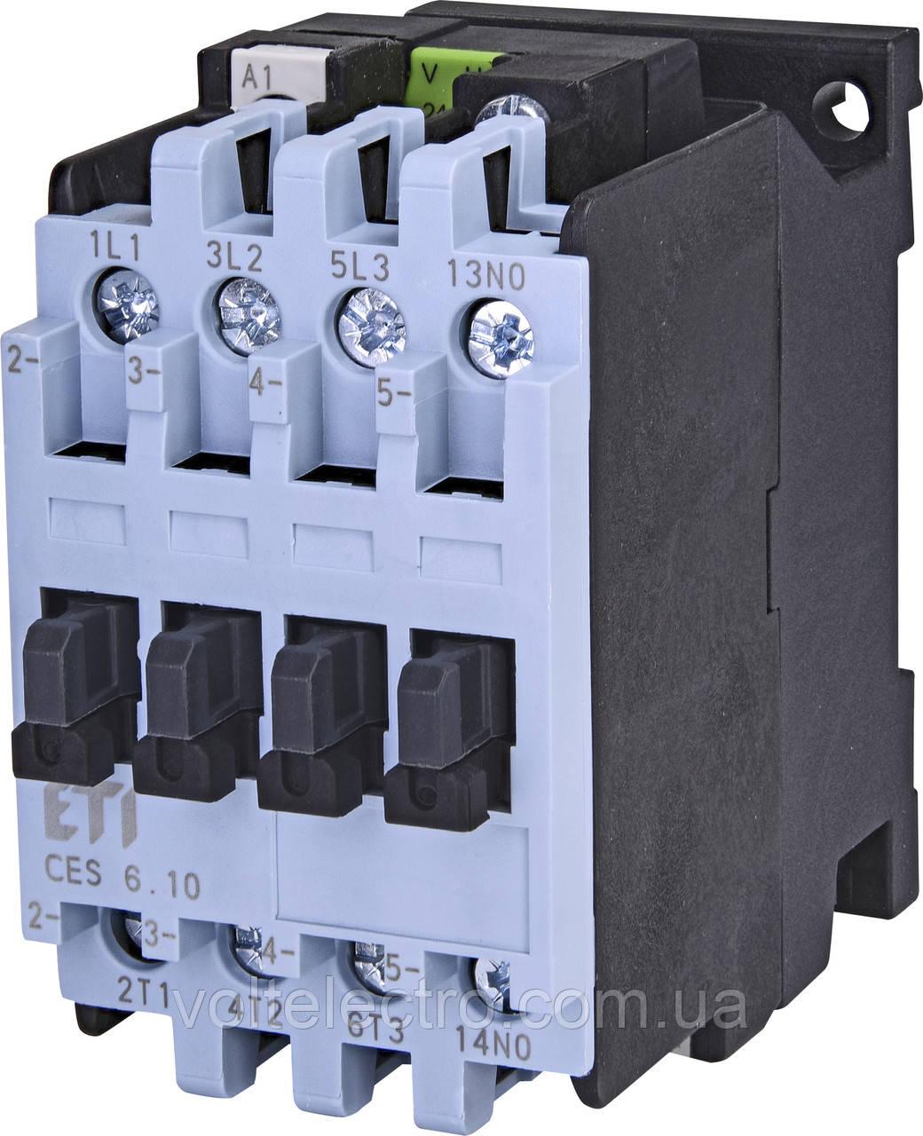 Контактор CES 6.01-230V-50/60Hz