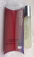 Мини парфюм Givenchy pour Homme 20 ml в ручке
